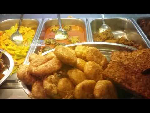 Indonesia traditional food