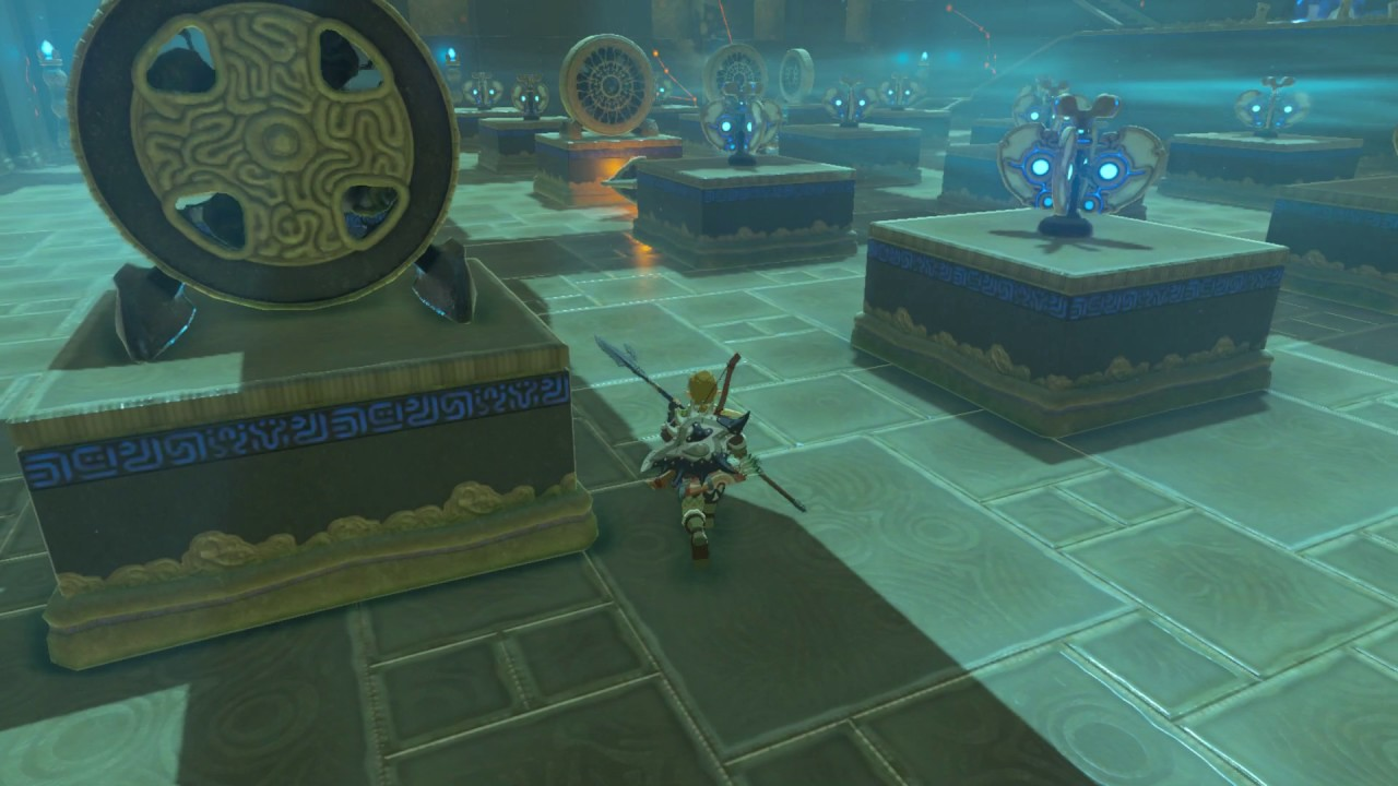 Zelda Botw Windmills Akh Va Quot Shrine Youtube In the center of this area, there is a huge pillar. zelda botw windmills akh va quot shrine
