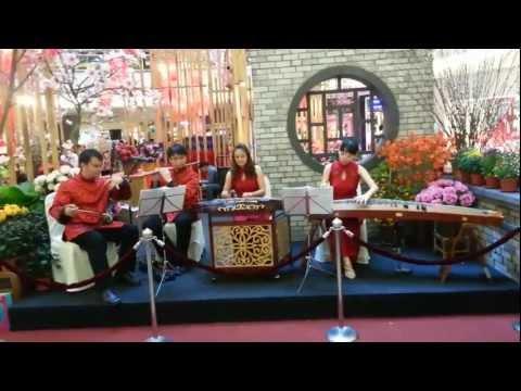 The Oriental Odyssey - Ma Er Ni Man Xie Pao (quartet)