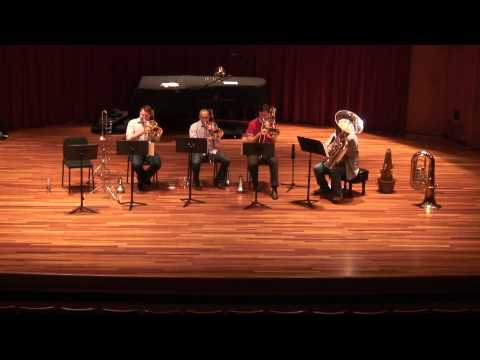 Low Brass Excerpts from Hindemith's Symphonic Metamorphosis