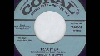 Johnny Burnette Trio - Tear It Up