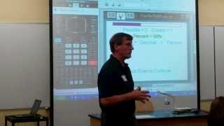 Doug Smeltz Mastery with TI-Nspire