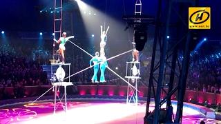 Воспитанники мозырской цирковой студии завоевали серебро на конкурсе в Монако