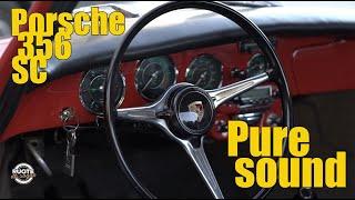 "Porsche 356 SC (1963) ""Pure sound"""