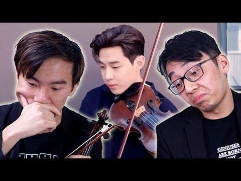 Henry Lau Reveals Fake Violin Secret