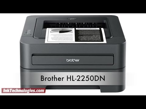 BROTHER PRINTER HL-2250DN DRIVERS FOR WINDOWS 7