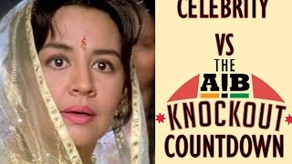 aib knockout vs farida jalal offended by aib roast