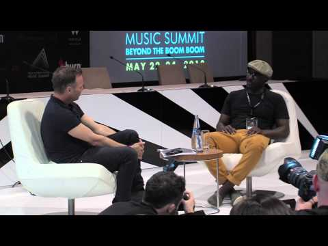 Idris Elba - IMS 2013 - Keynote Interview with Pete Tong