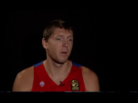Pre-season interview: Victor Khryapa, CSKA Moscow