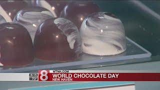 Local chocolatier celebrates World Chocolate Day