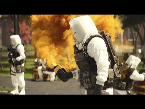 Rainbow Six Siege Bartlett University Cinematic
