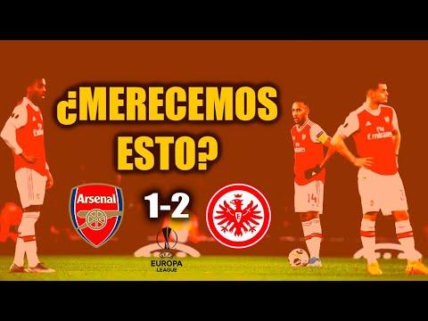 Encaliente Arsenal Vs Eintracht Frankfurt 28 11 2019