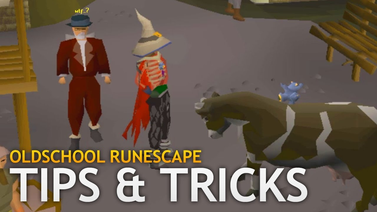 Tips & Tricks for Mastering Oldschool Runescape (EP5)