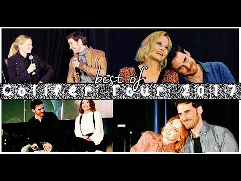 Colin & Jennifer | ❝THE BEST OF COLIFER TOUR 2017.❞ ~ (Atlanta, Vancouver, S.Francisco, NJ, Burbank)