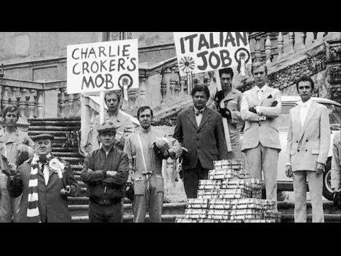 Download The Italian Job (1969) - Making Of