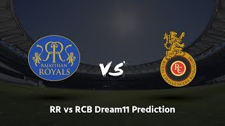 RR vs RCB Dream11 Prediction | IPL2019