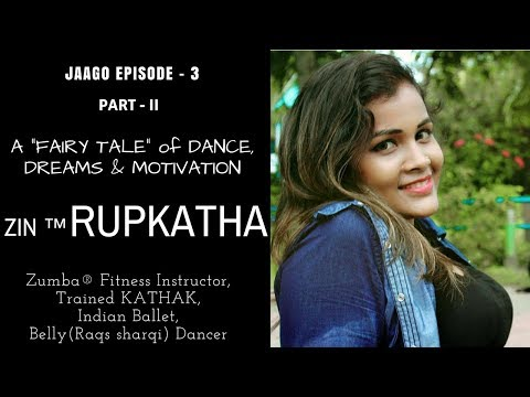 "A ""FAIRY TALE"" of DANCE, DREAMS & MOTIVATION - PART 2 
