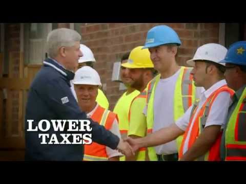 Conservative ad: Keep Canada Strong