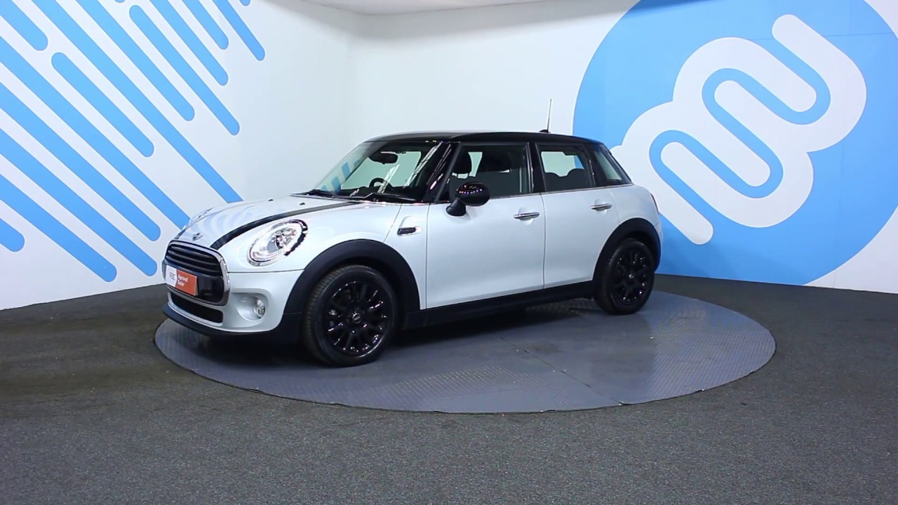 Mini Hatch 15 Cooper D Chili Pack 5dr Youtube