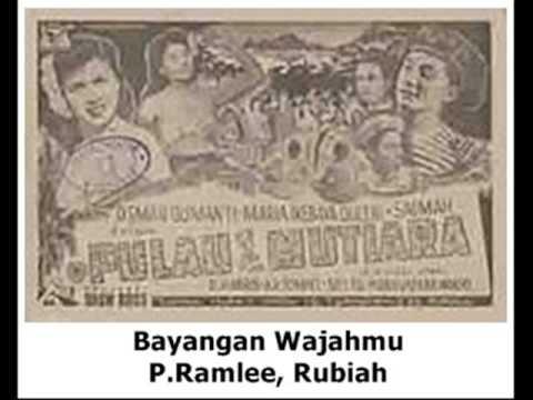 OST Pulau Mutiara 1951 - Bayangan Wajahmu - P Ramlee, Rubiah