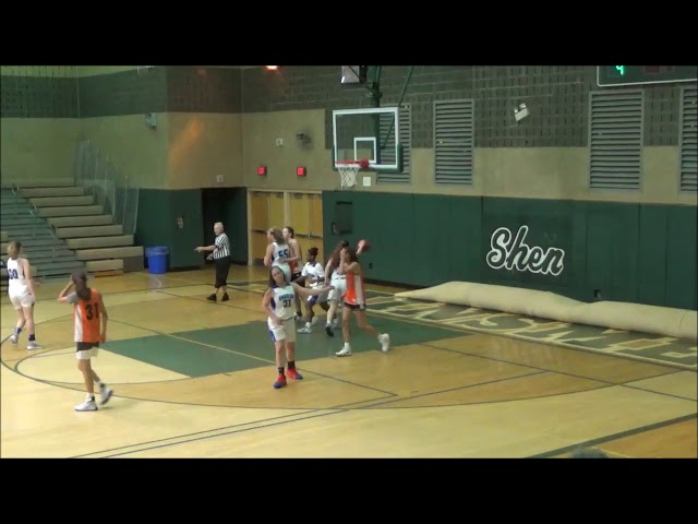 Cambridge girls highlights 8/3/19