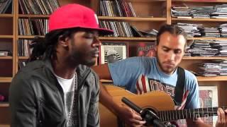 Gyptian - NPR Tiny Desk Series - Acoustic Session w/ Tony Bone
