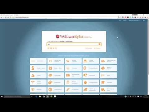 Como calcular o VPL no Wolfram Alpha