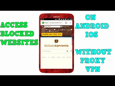How to access blocked sites no download 2016 how to access any blocked website on android without proxy or vpn ccuart Gallery