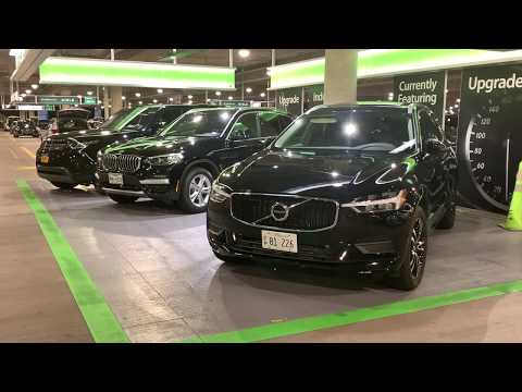 DFW Airport (Dallas): National Car Rental (Executive Selections, Emerald Aisle, Premier Selections)