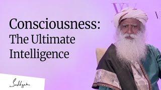 Consciousness: The Ultimate Intelligence – Sadhguru [Full Talk]