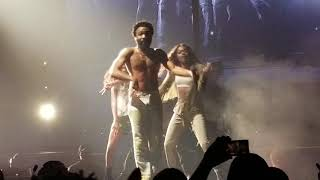 """Childish Gambino """"This Is America"""" LIVE in Philly"""
