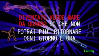 tutto nero Caterina Caselli karaoke