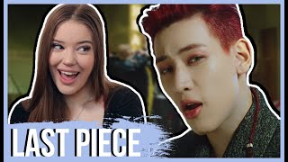 "GOT7 ""LAST PIECE"" MV REACTION 