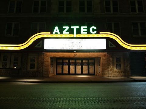 The Russell Rush Haunted Tour: Aztec Theater