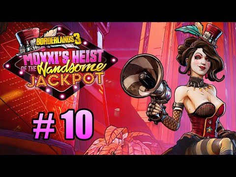 Borderlands 3 DLC: Moxxi's Heist Of The Handsome Jackpot - Del 10 (Norsk Gaming)  