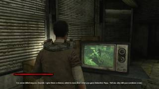 Saw: The Video Game, full walkthrough, Mission 4 - Oswald, Part 4\4