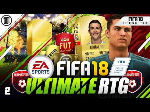 BEST EVER START!!! FIFA 18 ULTIMATE ROAD TO GLORY! #2 - FIFA 18 Ultimate Team