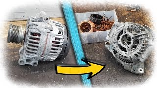 How To Get Free Scrap Copper From Generators