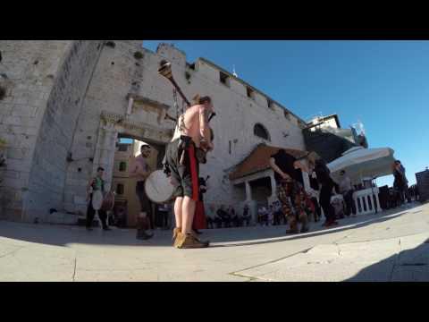 Croatia in 4K @ 3 cities & Brac/Hvar islands