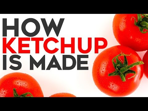 Made In India: How Ketchup Is Made