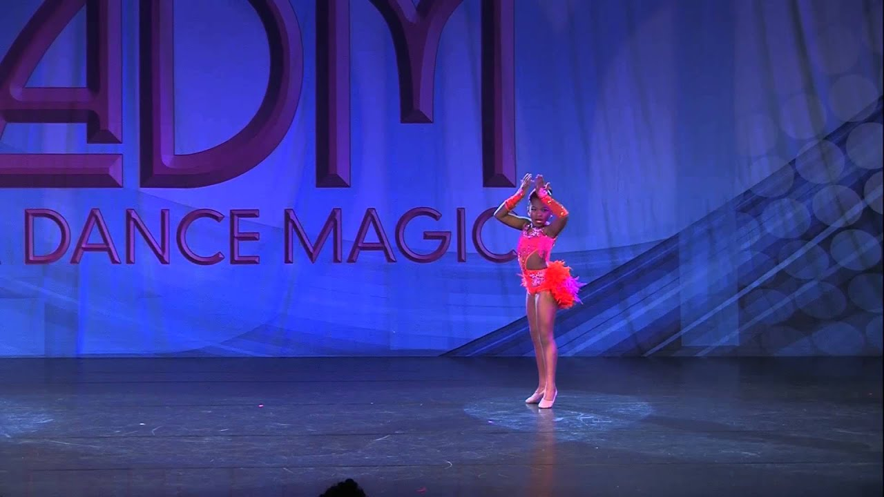 Jazz Dance Solo 2015