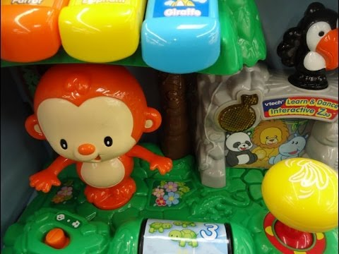 Best Educational Toys For Toddlers Vtech Learn Dance Interactive