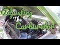Adjusting The Carburetor/Idle Fuel Mixture | 1974 Ford F-100