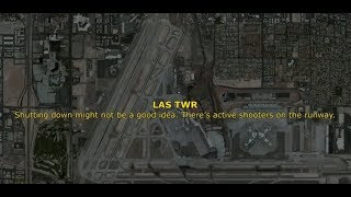 Active Shooters On The Runway Bombshell Air Traffic Control Audio Night Of Las Vegas Massacre