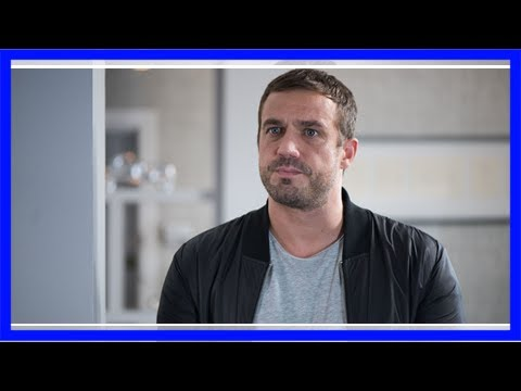 Hollyoaks' jamie lomas is bowing out of his role as warren fox