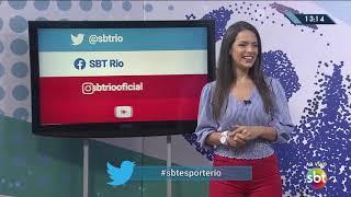 SBT Esporte Rio - Íntegra (11/11/2019)