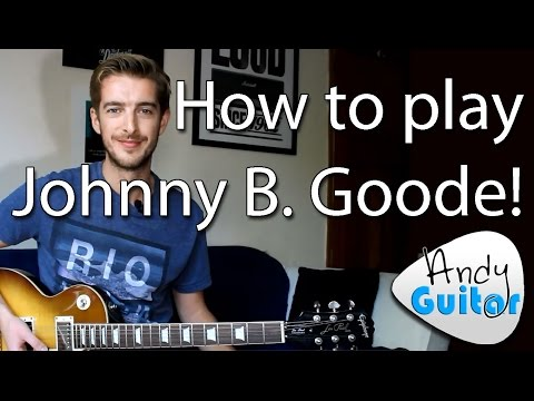 johnny-b-goode-(chuck-berry)-intro-lead-guitar-lesson-|-how-to-play