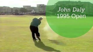 John Daly | 1995 Open Championship |