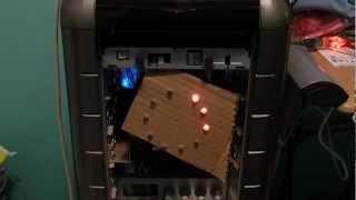HDD activity monitor
