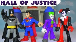 Imaginext Batman & Superman Justice League Toys For Kids with Star Wars and PJ Masks TT4U